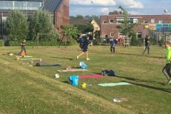 Hervatting training waterpolo 2020